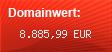 Domainbewertung - Domain www.zeit.de bei Domainwert24.de