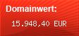 Domainbewertung - Domain rolex.com bei Domainwert24.de