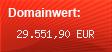 Domainbewertung - Domain www.hotmail.com bei Domainwert24.de