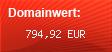 Domainbewertung - Domain www.coca-cola.com bei Domainwert24.de