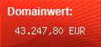 Domainbewertung - Domain www.shape5.com bei Domainwert24.de