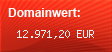 Domainbewertung - Domain www.raiffeisen.com bei Domainwert24.de