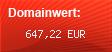 Domainbewertung - Domain www.linkpix.de bei Domainwert24.de