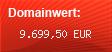 Domainbewertung - Domain www.sivasspor.com bei Domainwert24.de