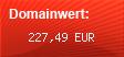 Domainbewertung - Domain www.erotiktopliste.supersternchen.de.de bei Domainwert24.de