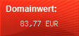 Domainbewertung - Domain flashtype.de bei Domainwert24.de