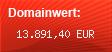 Domainbewertung - Domain mail.com bei Domainwert24.de