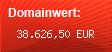 Domainbewertung - Domain www.samsung.com bei Domainwert24.de
