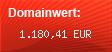 Domainbewertung - Domain www.apple.com bei Domainwert24.de