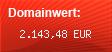 Domainbewertung - Domain www.g-klingler.homepage.t-online.de bei Domainwert24.de