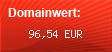 Domainbewertung - Domain drnp.de bei Domainwert24.de