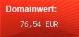 Domainbewertung - Domain www.hairfill.at bei Domainwert24.de