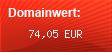 Domainbewertung - Domain chauffeure-online.de bei Domainwert24.de