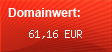 Domainbewertung - Domain www.my-iwallet.de bei Domainwert24.de