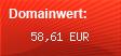 Domainbewertung - Domain www.2020-renovierung.de bei Domainwert24.de