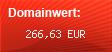 Domainbewertung - Domain www.natoar.com bei Domainwert24.de