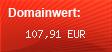 Domainbewertung - Domain www.emtronic.de bei Domainwert24.de