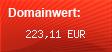 Domainbewertung - Domain www.wohnmobil-ferien.com bei Domainwert24.de
