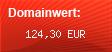 Domainbewertung - Domain fotopedia.de bei Domainwert24.de
