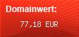 Domainbewertung - Domain www.thermik.net bei Domainwert24.de