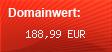 Domainbewertung - Domain www.reklamation24.de bei Domainwert24.de