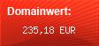 Domainbewertung - Domain globalholidaycanvas.com bei Domainwert24.de