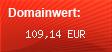 Domainbewertung - Domain www.carstenfeuerbach.de bei Domainwert24.de