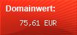 Domainbewertung - Domain www.future-gaming.de bei Domainwert24.de