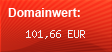 Domainbewertung - Domain chatforfriends.de bei Domainwert24.de