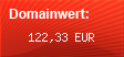 Domainbewertung - Domain www.skyber.de bei Domainwert24.de