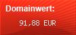 Domainbewertung - Domain www.kia-board.de bei Domainwert24.de