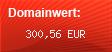 Domainbewertung - Domain verbraucherschutz.com bei Domainwert24.de