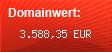 Domainbewertung - Domain berlin.de bei Domainwert24.de