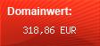 Domainbewertung - Domain www.hagenauer.com bei Domainwert24.de