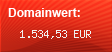 Domainbewertung - Domain fb.com bei Domainwert24.de