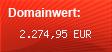 Domainbewertung - Domain www.ferienbauernhof.com bei Domainwert24.de
