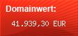 Domainbewertung - Domain yahoo.com bei Domainwert24.de